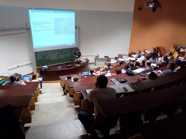 """Atelier """"Radioactivités naturelle et naturelle renforcée"""" des 4-6 juin 2018"""